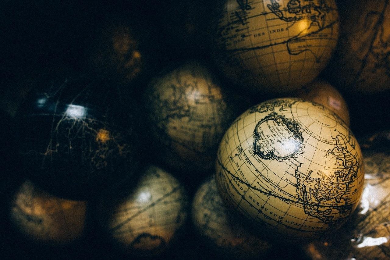 cartes-globes-géographie