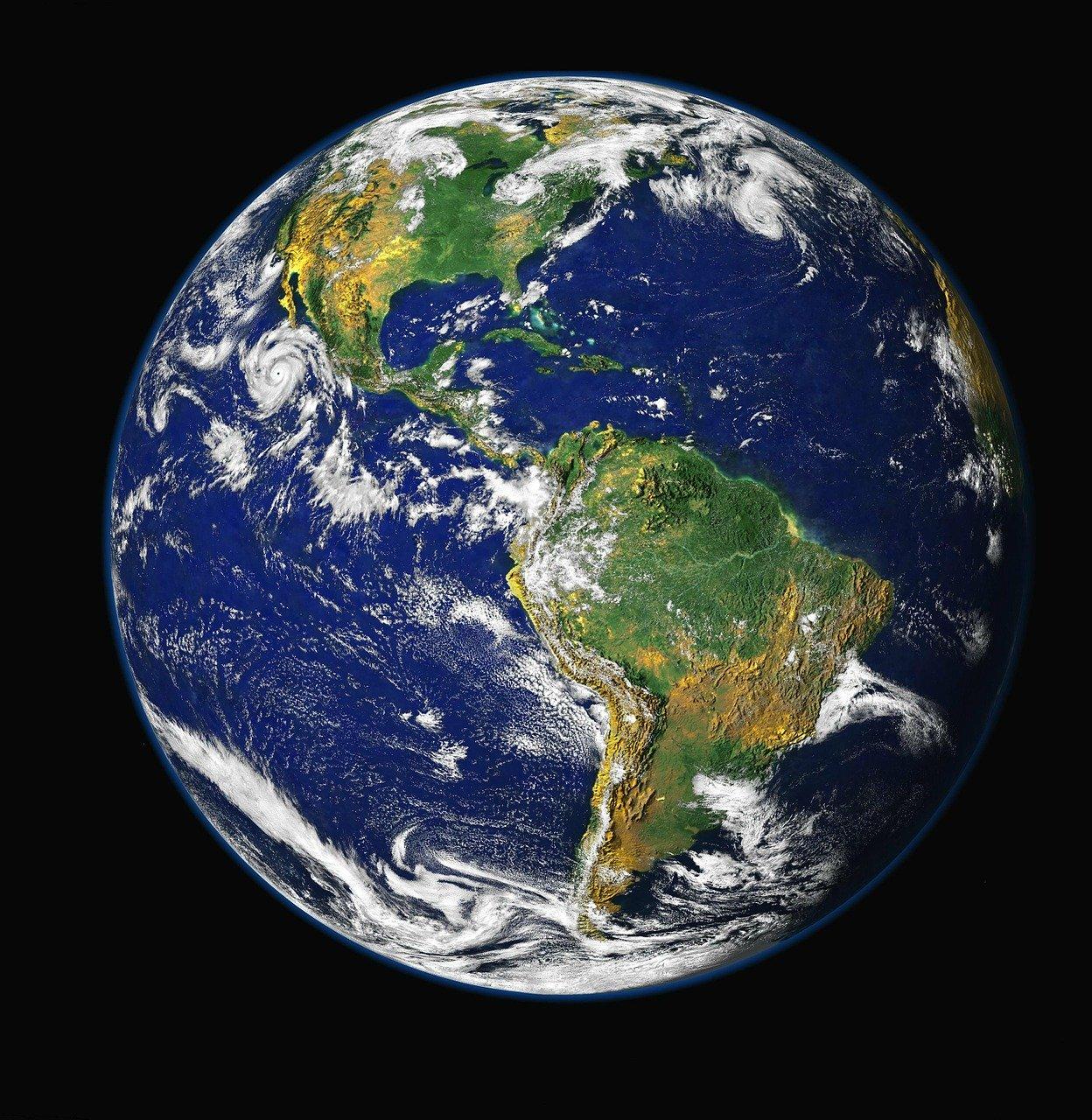 cinquième-collège-carte-terre-monde