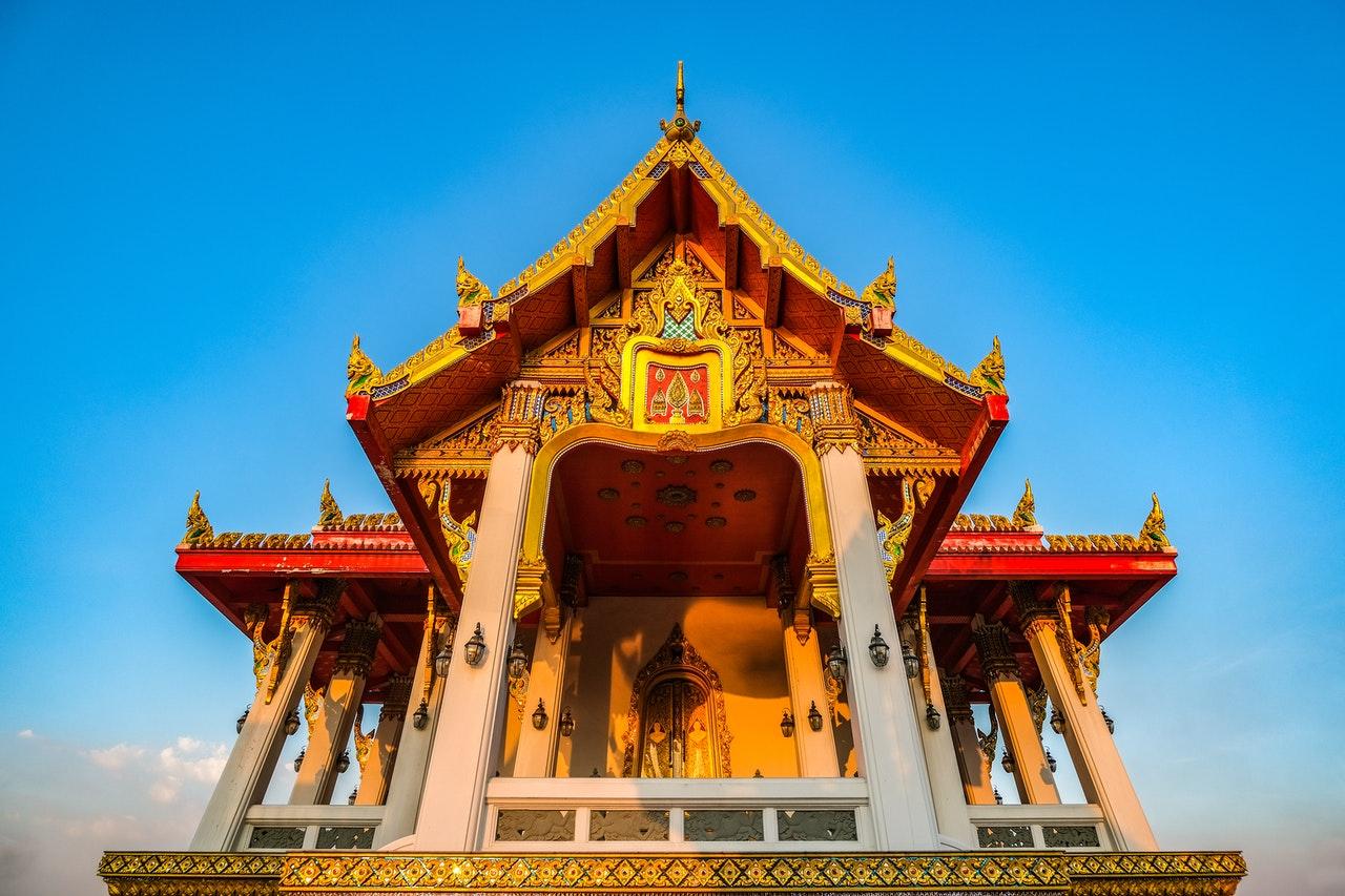 temple du programme d'histoire de première