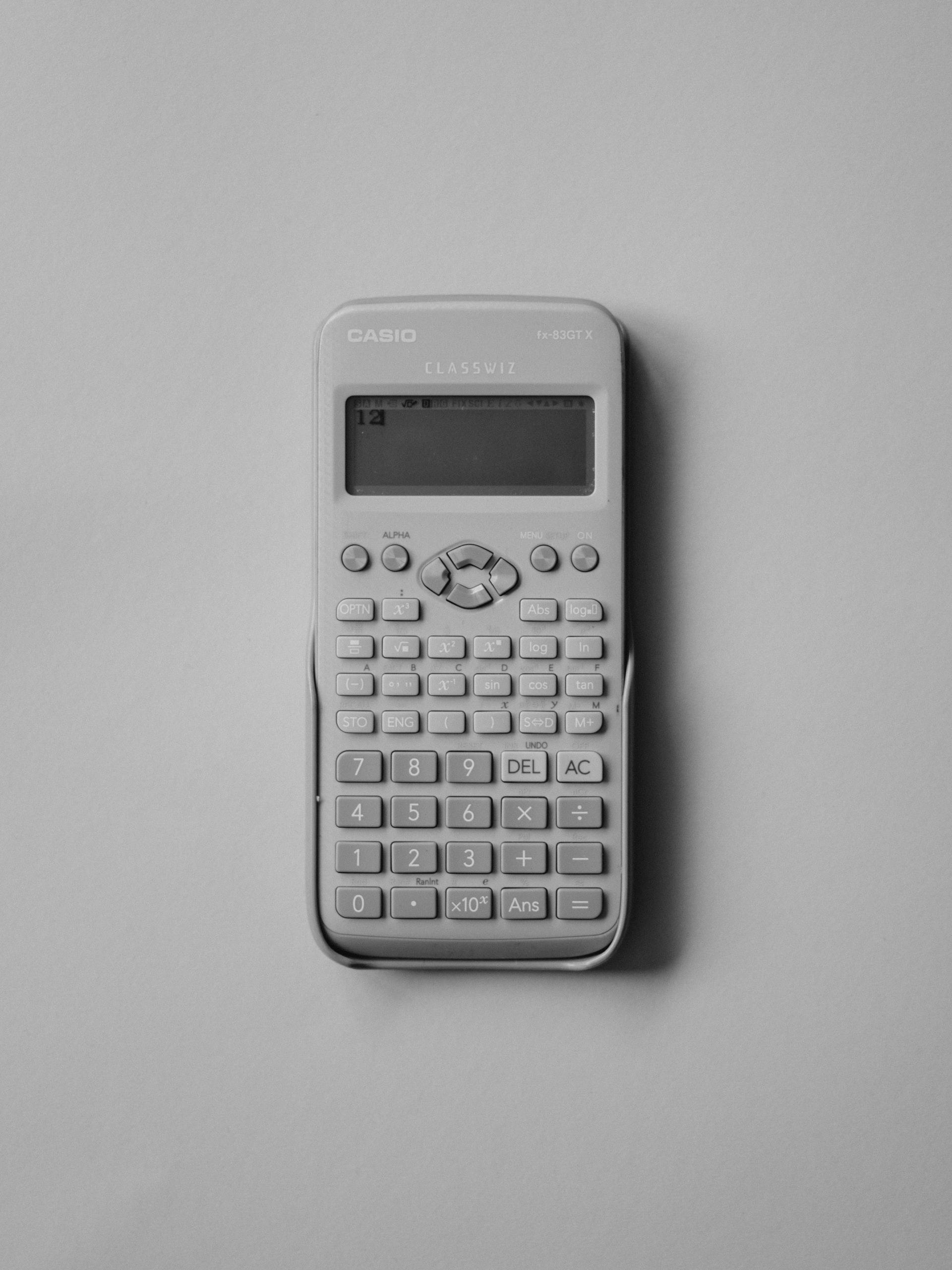 calculatrice pour les devoirs de maths