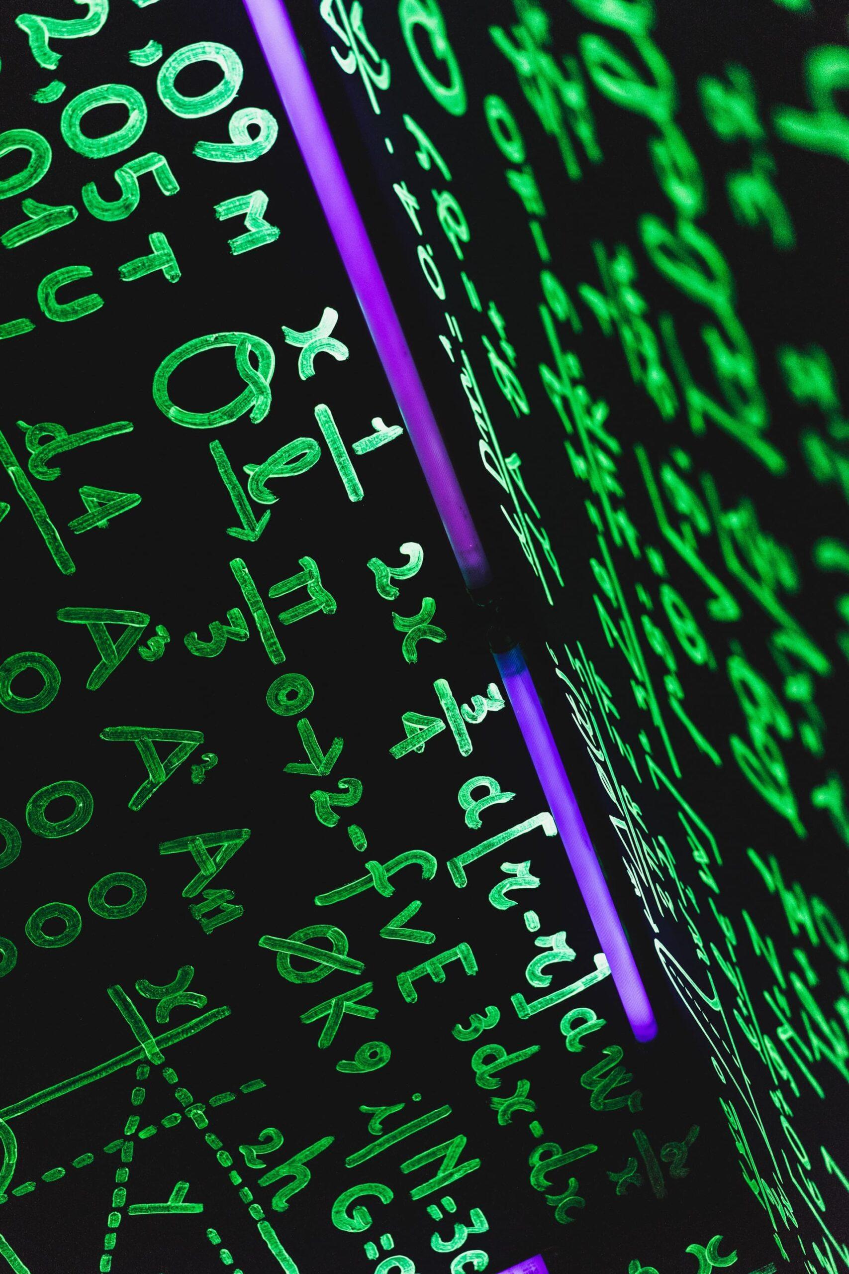 formules algorithmiques de maths de première s