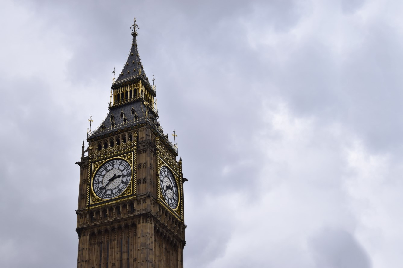 photo du big ben de Londres en Angleterre