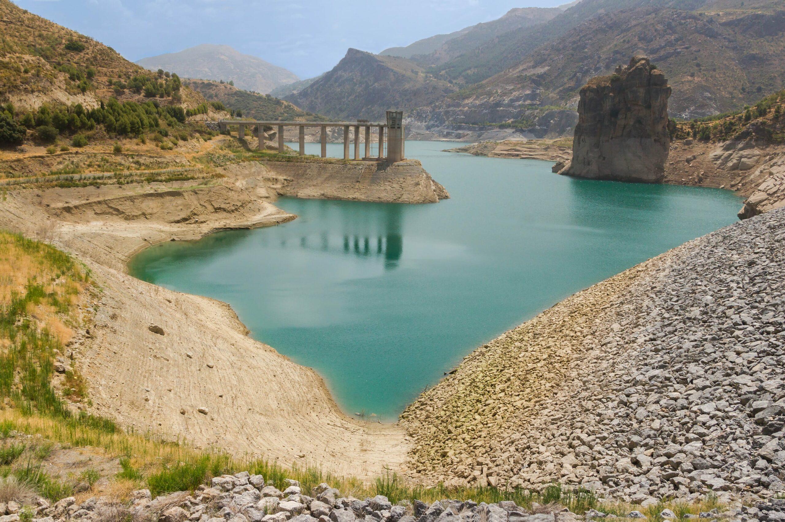 paysage d'Andalousie en Espagne