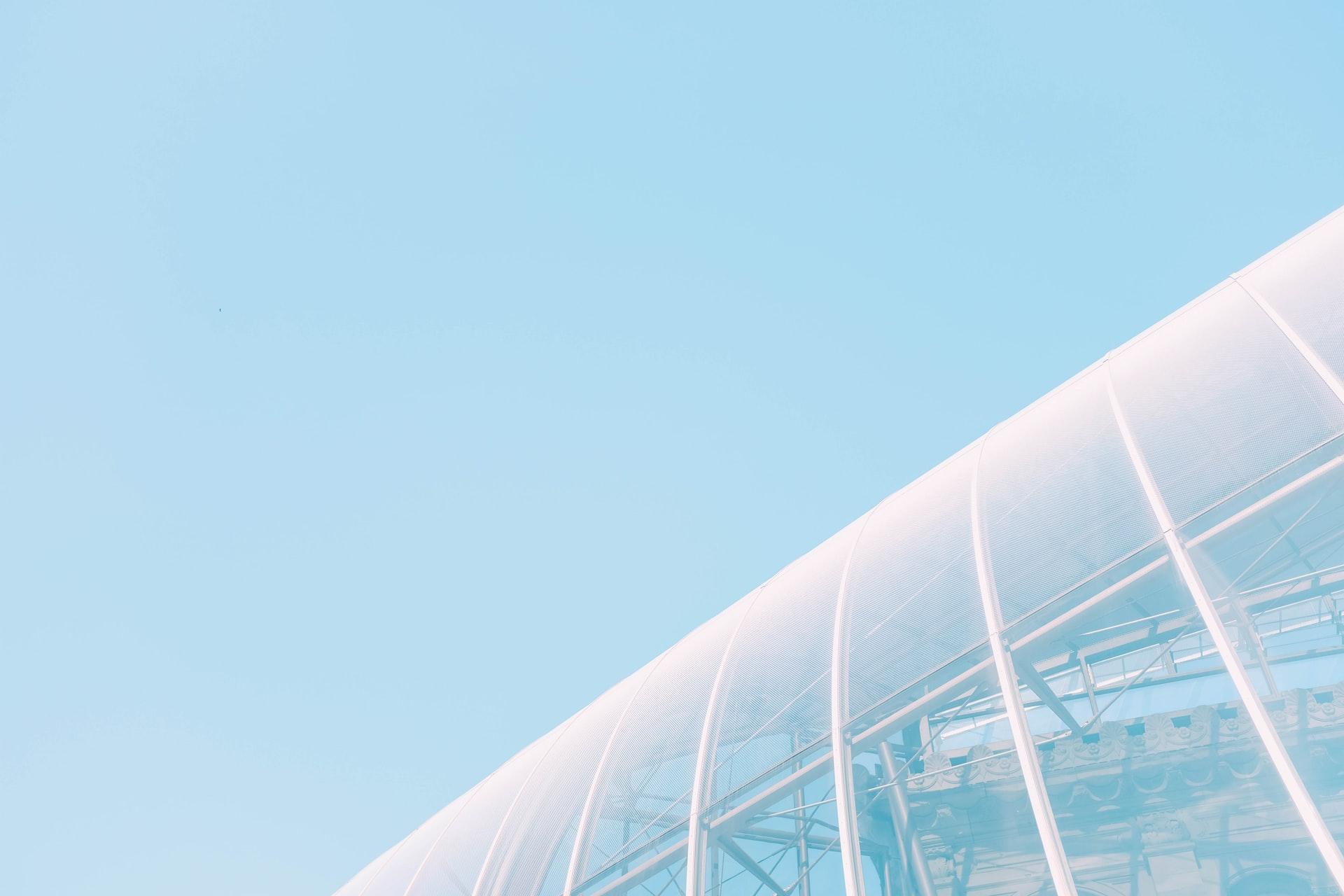 visualisation de la courbe géométrique d'un bâtiment