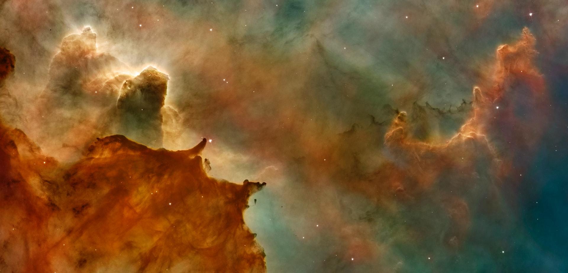 photo du cosmos par la NASA