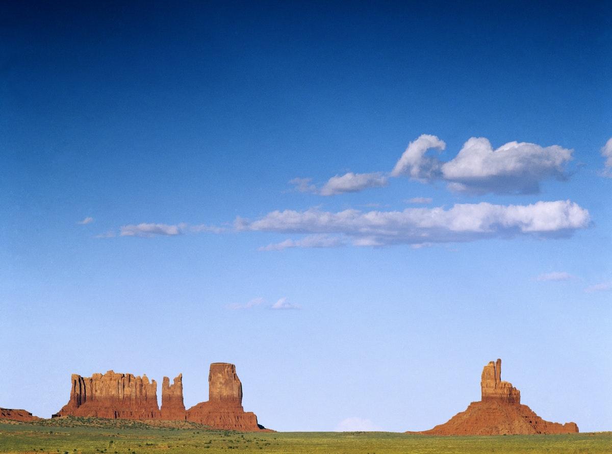 Le désert aux Etats-Unis