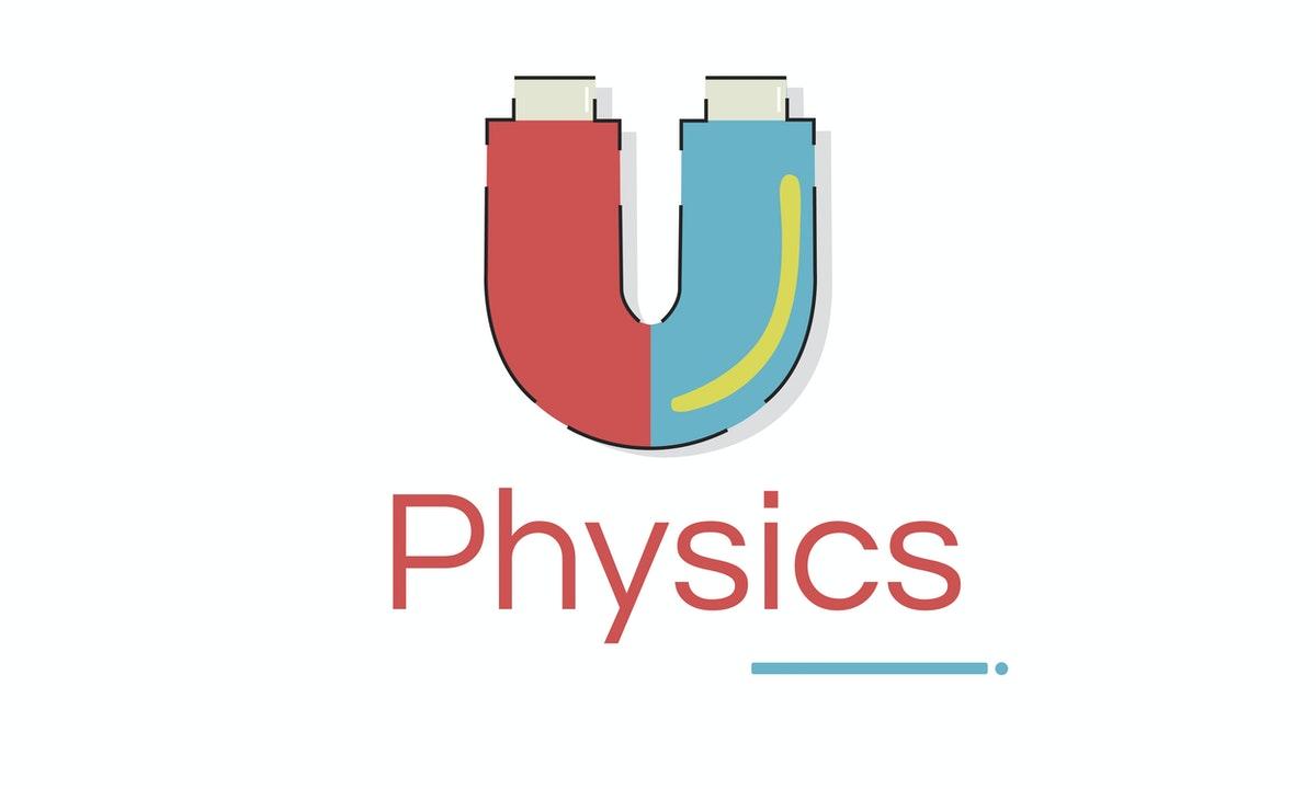 un aimant représentant la physique